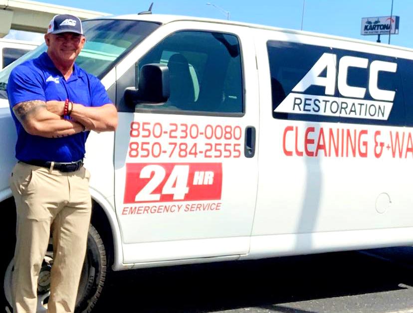 Carpet Tile Cleaning ACC Restoration | Panama City, Florida